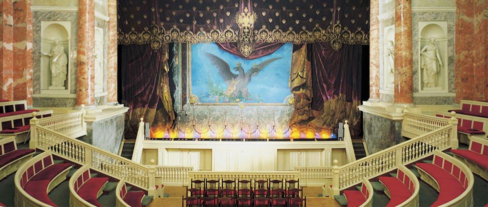 купить билет в эрмитажный театр санкт-петербург